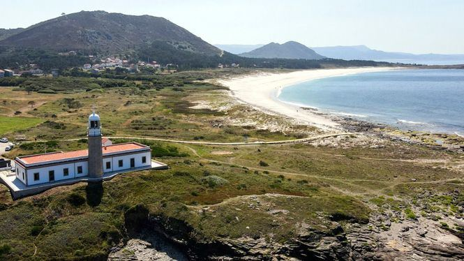 Faros de Coruña convertidos en hoteles