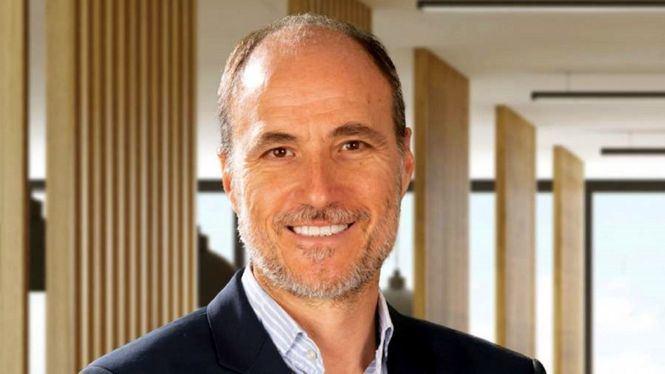 Carlos Pardo nombrando director general de SD Worx en España y Portugal