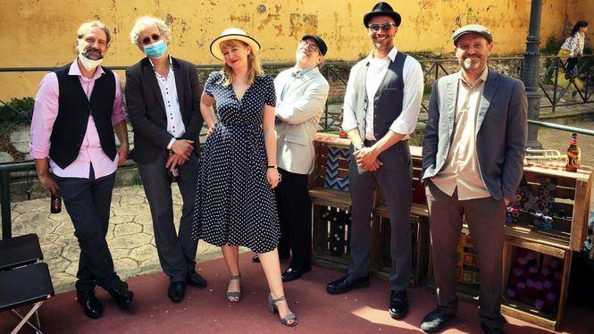 Tara & The Jazz Boms en Mi Hípica en Miraflores