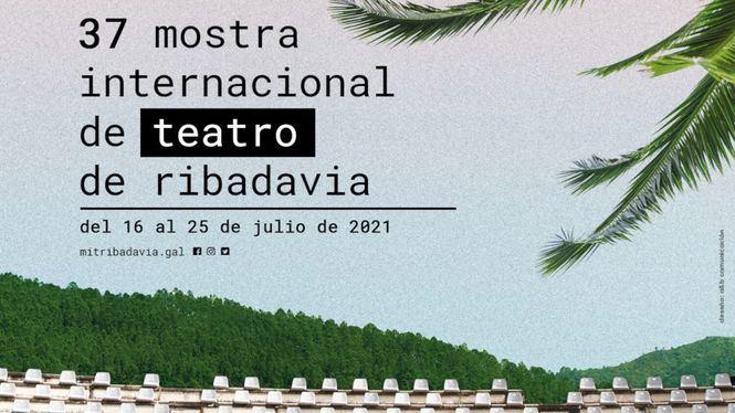 Este viernes se inaugura la 37ª Mostra Internacional de Teatro de Ribadavia