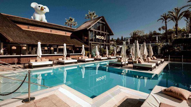 Mogli: nuevo pool club en Marbella