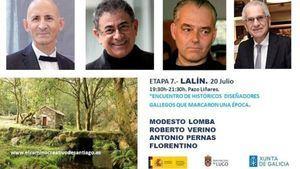 El diseñador Roberto Verino participa en el Encuentro de diseñadores históricos gallegos
