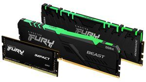 Kingston Technology ha comenzado a distribuir su gama de memorias de alto rendimiento