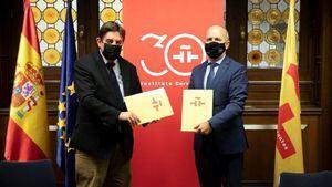 El Instituto Cervantes y la UNED colaborarán en proyectos académicos, científicos y culturales