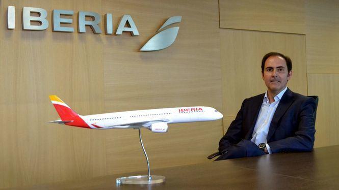 Javier Sánchez-Prieto, CEO de Iberia, reconoce ciertos brotes verdes de recuperación