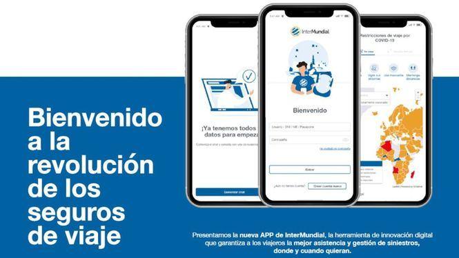Nueva APP de seguros de viajes de InterMundial