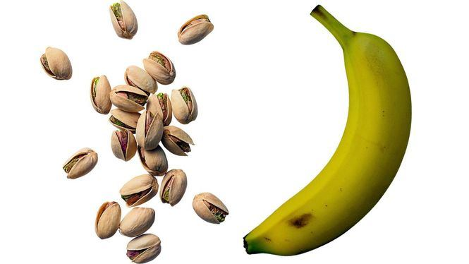 Los pistachos son ricos en tiamina y una fuente de vitamina B6, B1, B2 y riboflavina