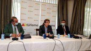 El alcalde de Madrid clausura el Pleno de la Mesa del Turismo de España