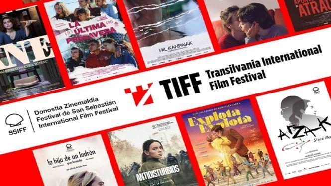 El Festival de Transilvania proyecta diez películas españolas elegidas por San Sebastián