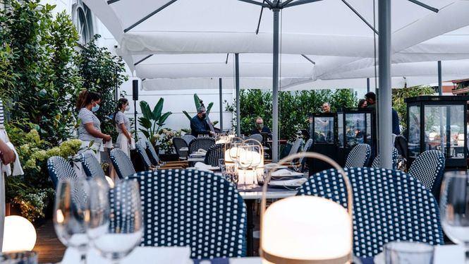 La terraza del Gran Casino Sardinero una opción más para disfrutar de Santander
