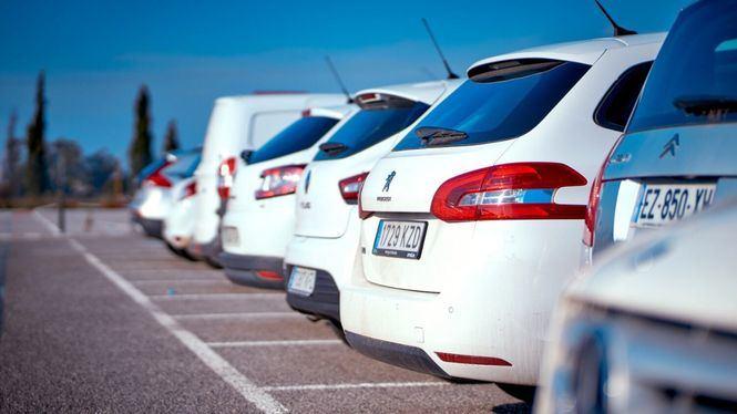Ocupación del 100% en el parking del Aeropuerto de El Prat
