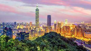 Según la revista Time Taipéi es uno de los 100 mejores lugares del mundo