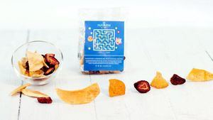Loa snacks especialmente pensados para niños