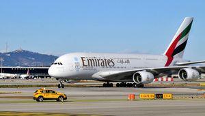Emirates ha recorrido en 11 años más de 120 millones de kilómetros en sus rutas españolas