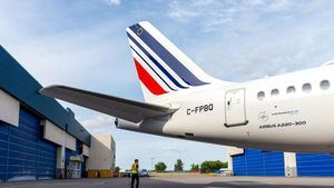 Air France recibirá los nuevos Airbus A220