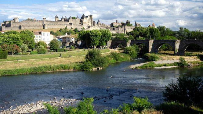 La región de Aude, lugar de castillos majestuosos y abadías ancestrales