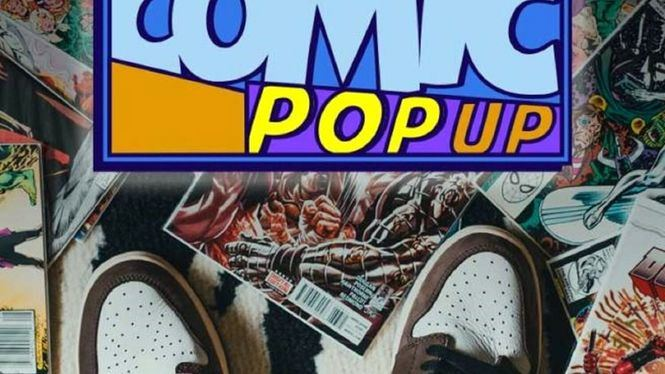 IFEMA MADRID lanza el Salón del Cómic de referencia en la capital, Madrid Cómic Pop Up