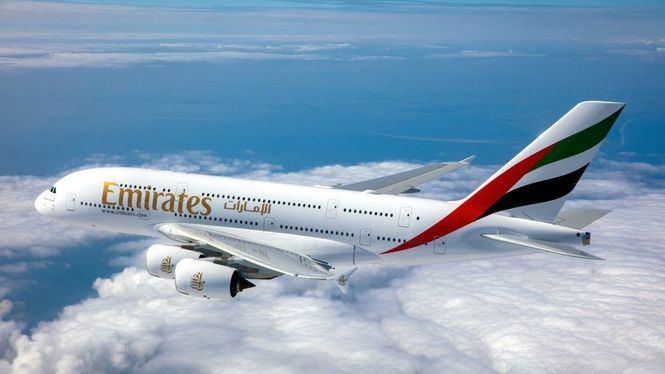 Emirates seguirá volando a Madrid en agosto con el A380