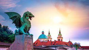 Iberia estrena ruta a Liubliana, capital de Eslovenia