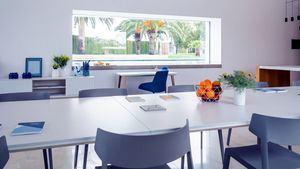 Los espacios de trabajo deben ser entornos pensados para el bienestar físico y mental