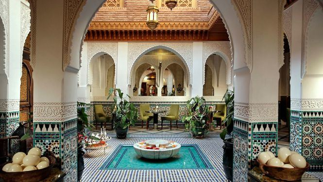 Riad Elegancia décima propiedad del grupo hotelero Cenizaro Hotels & Resorts