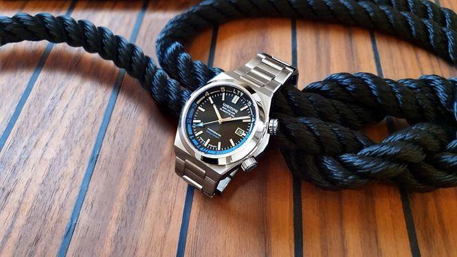 Iron Walker, un reloj perfecto para los que pasan su tiempo en el mar