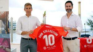 El Real Club Deportivo Mallorca lucirá el logo de la marca Alua Hotels & Resorts