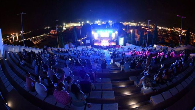 El Auditorio Paco Martín vibró con el Weekend Festival