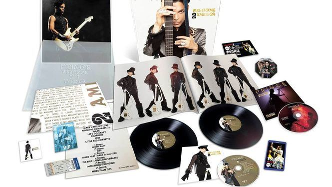 Welcome 2 America: disco inédito y póstumo de Prince
