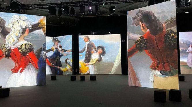 INGOYA, una experiencia inmersiva, llega al Teatro Fernán Gómez de Madrid