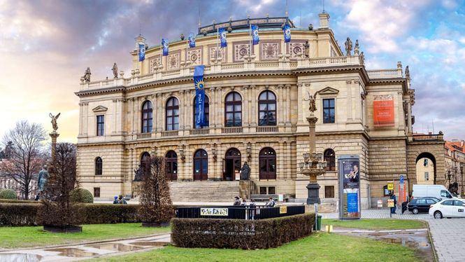 La Praga de Dvořák - festival de la música, del 6 al 24 de septiembre