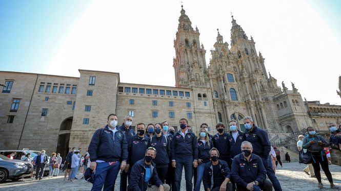 Turismo de Galicia colabora con Estrellas en el Camino de Santiago