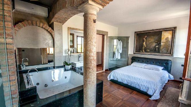 El hotel Il Bonello aúna lo mejor de las escapadas rurales y urbanas