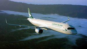 Llega a Cathay Pacific el nuevo Airbus A321neo
