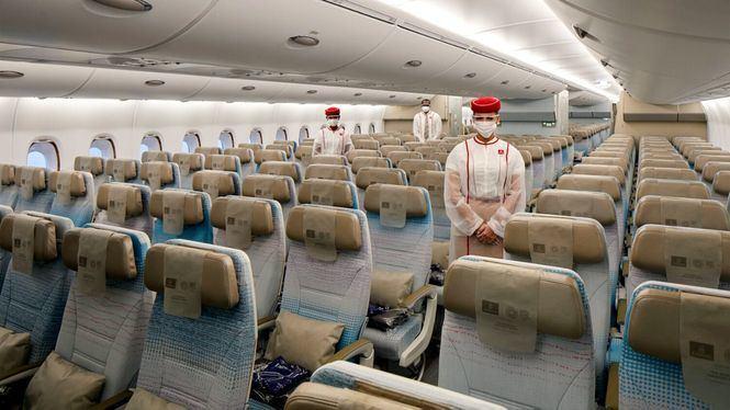 Emirates incrementa sus operaciones y aumenta la conectividad de su red