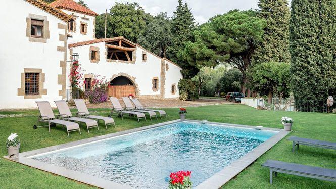 Casas con piscina para una escapada veraniega