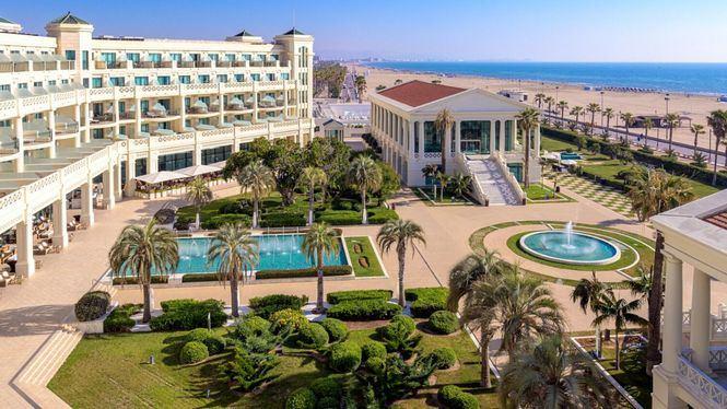 El Hotel Las Arenas Balneario Resort renueva su compromiso con la reducción de su huella de Carbono