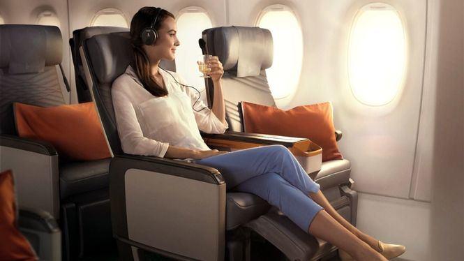 Versión mejorada del programa de viajes de negocios HighFlyer de Singapore Airlines