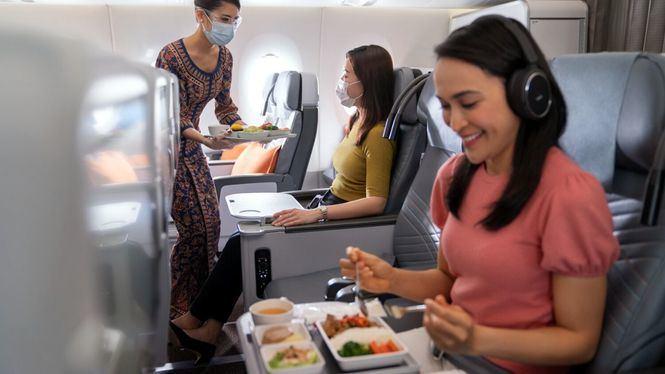 Singapore Airlines segunda mejor aerolínea del mundo para los usuarios de Tripadvisor