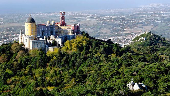 Sintra uno de los lugares de Lisboa llenos de magia y misterio