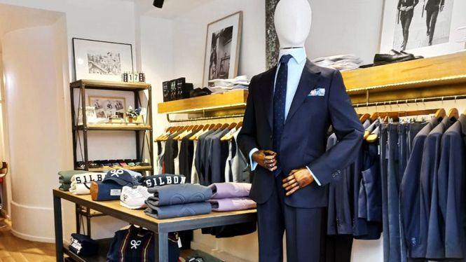 La firma de moda masculina Silbon inaugura nueva tienda en París