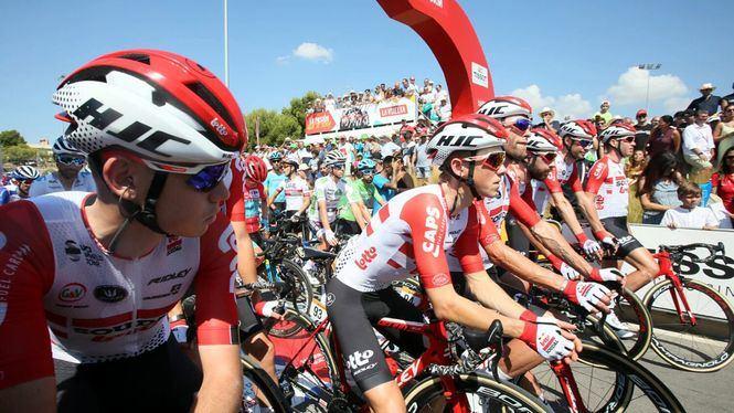 La Vuelta Ciclista a España llega este fin de semana a Alicante