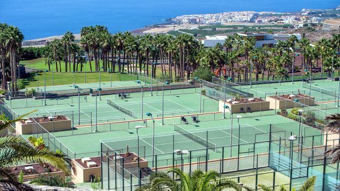 Abama Tennis Academy, Tenerife, acogerá dos torneos de la WTA y la ATP este otoño