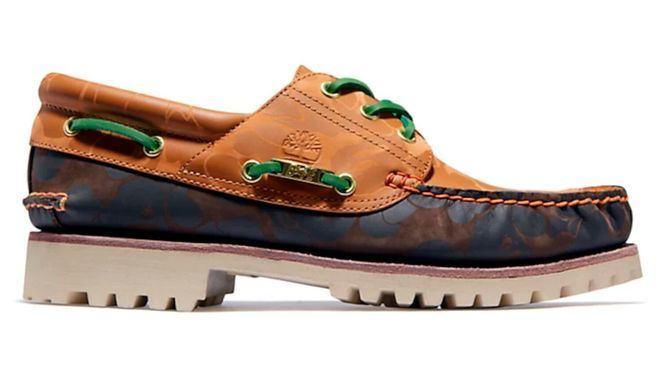 BAPE y TIMBERLAND colaboran y presentan dos propuestas de calzado