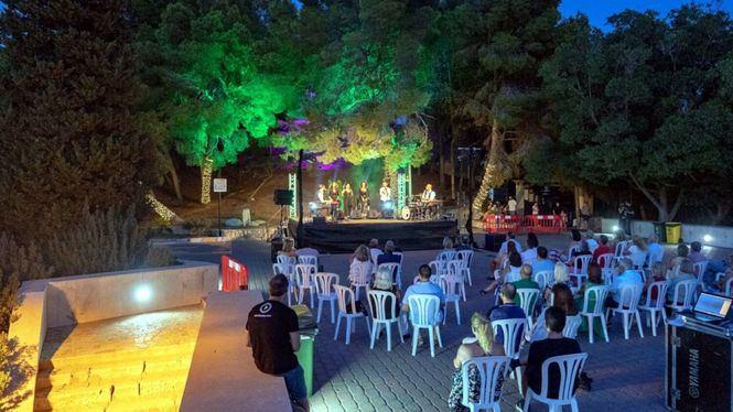 300 personas disfrutan de los conciertos en pequeño formato en Las Fortalezas