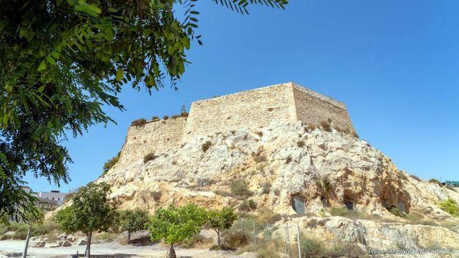 Finalizan las obras de los lienzos del Fuerte de Despeñaperros en Cartagena