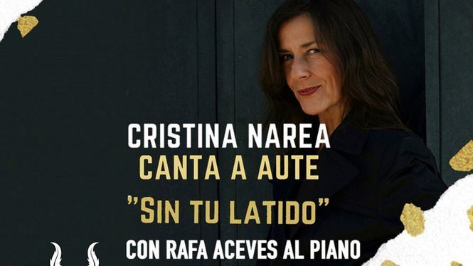 Sin tu latido. Cristina Narea canta a Aute