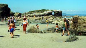 Galicia es la tercera comunidad con mayor recuperación del sector turístico