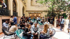 Espacio Jardín Cervezas Alhambra, cargado de gastronomía, música, arte y cultura