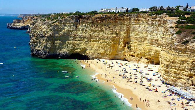 Ruta de los Siete Valles Colgantes en el Algarve, entre los paseos a pie más hermosos de Europa